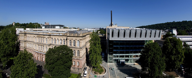 RWTH Aachen Super C and Main Building